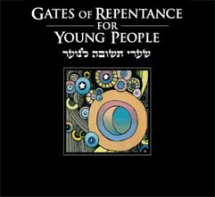 Cover: Gates of Repentance for Young People