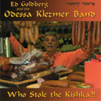 Ed Goldberg and the Odessa Klezmer Band